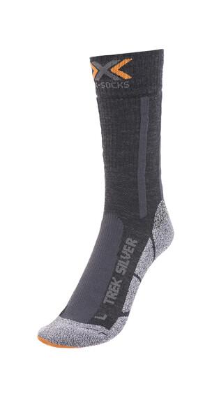 X-Socks Trekking Silver black/anthracite